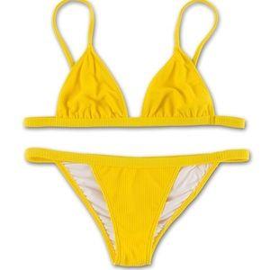 Other - Brand New Yellow Bikini XS